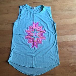 Aztec Patterned Shirt